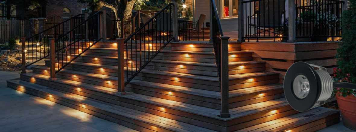 Deck & Step LED Lights