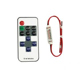 Low voltage Inline dimmer with RF remote