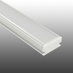 Light Duty Inground Walk On LED Aluminum Profile