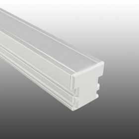 Heavy Duty Ground Drive On LED Aluminum Profile