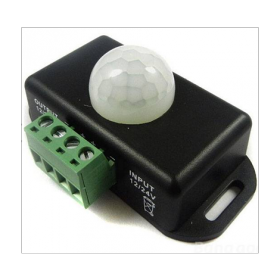 Timed Motion Sensor Switch Controller