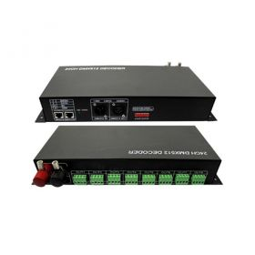 RGB DMX 24 Channel Decoder