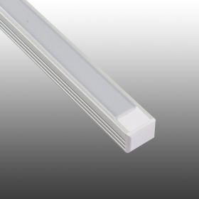 Square Modern LED Aluminum Profile