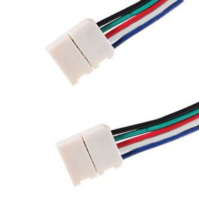 RGBW Connector on Both Ends